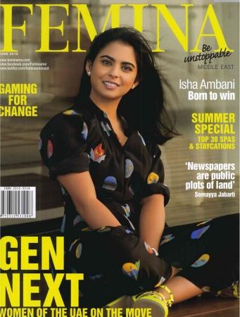 Femina Middle East - June 2015