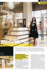 Grazia Zayan the Label March 25, 2015 1