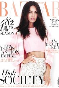 Harper's Bazaar Arabia  Zayan April 2015 cover