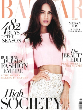 Harper's Bazaar - April 2015