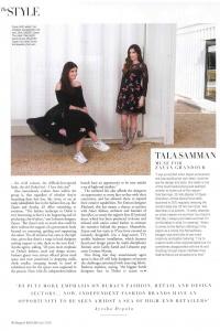 Harper's Bazaar Arabia Zayan April 2015