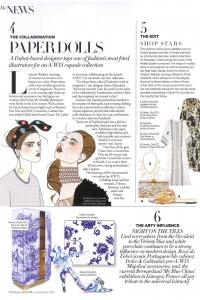 Harpers Bazaar ZTL July August 2015-2