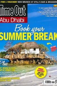 TimeOut AbuDhabi ZTL April 1, 2015 COVER