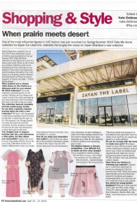 Time Out Abu Dhabi ZTL April 15, 2015