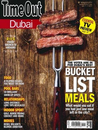 Time Out Dubai - June 3, 2015