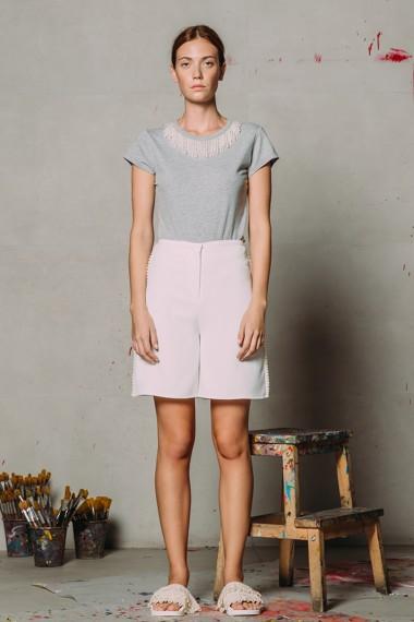 CFP_0265 Sena Shorts Nora Grey Tshirt