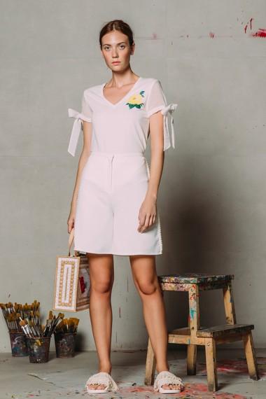CFP_0281 Delia Tee Sena Shorts