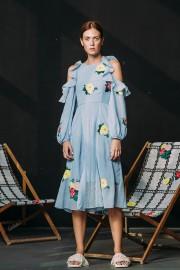 CFP_9480 Safia Dress Blue SS170123