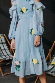 CFP_9502 Safia Dress Blue SS170123