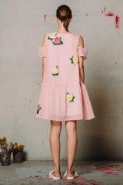 CFP_9914 Joney Dress Pink