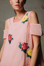 CFP_9923 Joney Dress Pink
