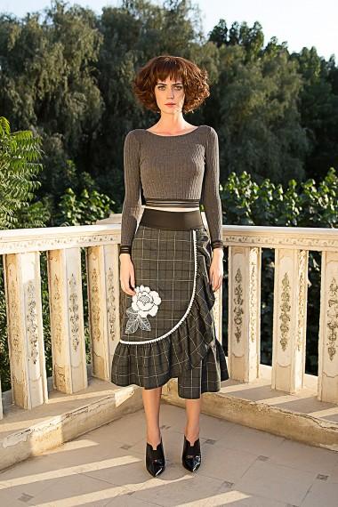 Carey skirt May crop top AW162856