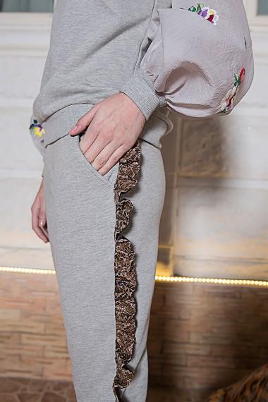 Safia sweater Hena Jogger AW163437