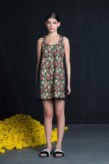 SS18-7626 Dora Dress SS18R021