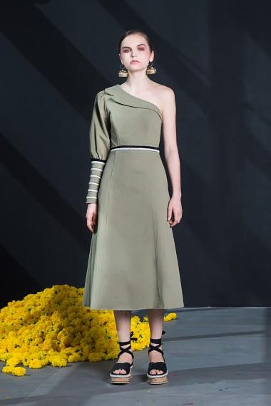 SS18-8497 Tux Dress SS18R018