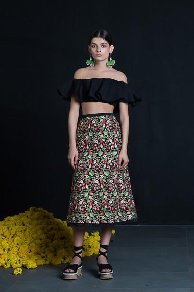 SS18-9774 Khloe Skirt SS18R033