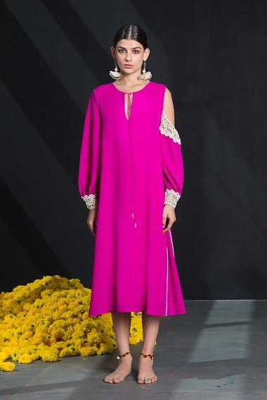 SS18-8207 Mazey Dress SS18R007