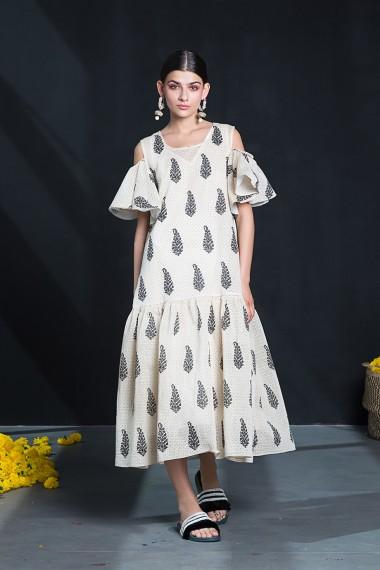 SS18-8217 Saria Dress SS18R044