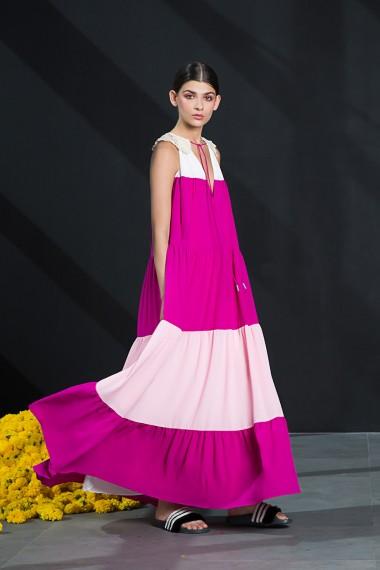 SS18-8625 Hami Dress Long SS18R025