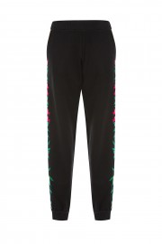 SEP-15476 SS18M059 TARA SWEAT PANTS- EMBROIDERED