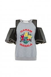 SEP-15517 SS18M053 GARAM MASALA SWEATER