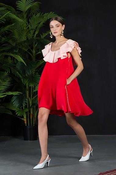 SS18-13813 Lily Dress SS18M022