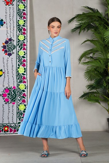 SS18-15202 Shola dress SS18M026